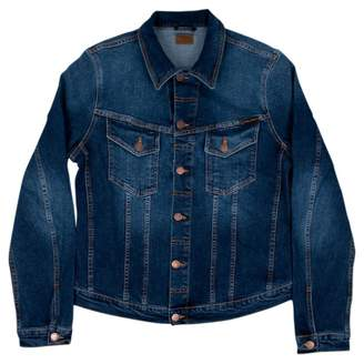 Nudie Jeans Black Cotton Jackets