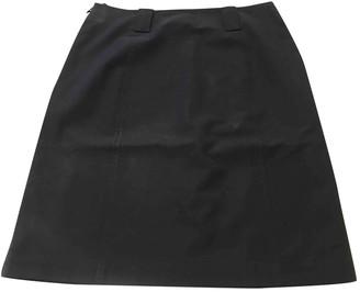 Prada Navy Skirt for Women