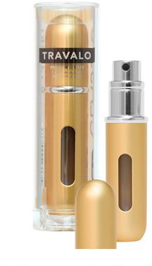Travalo Classic HD Refillable Perfume Spray - Gold