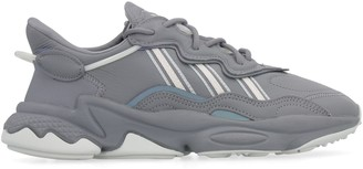 adidas Ozweego Leather And Mesh Sneakers