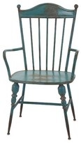 Ophelia Zilla Metal Patio Dining Chair & Co.