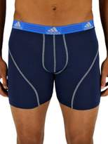 adidas Two-Pack Contrast Climalite Boxer Briefs