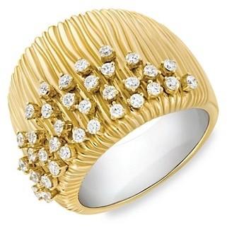 Hueb Bahia 18K Yellow Gold & Diamond Ring