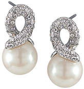 Carolee Love Knot Drop Earring