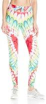 Luli Fama Women's Engineered Print Legging