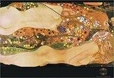 Gustav 1art1 Posters Klimt Poster Art Print - Biscie D'acqua II (39 x 27 inches)