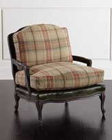 Old Hickory Tannery GIDEON BERGERE CHAIR