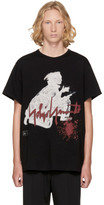 Yohji Yamamoto Black Samurai T-Shirt