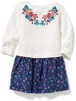 Old Navy 2-in-1 Raglan-Sleeve Tee and Skirt for Baby