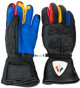 Rossignol JC de Castelbajac Women Mechani IMPR Leather Gloves