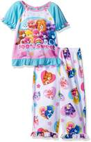 Komar Kids Care Bear Toddler Pajama for girls