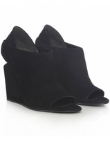 Alexander Wang Alla Kid Suede Wedges