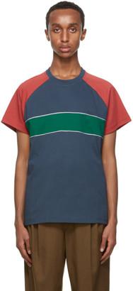 Wales Bonner Multicolor George T-Shirt