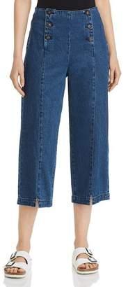 Vero Moda Flavia High-Rise Sailor Pants