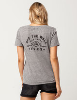 Vans Left Field Womens Tee