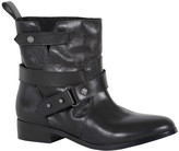 Cynthia Vincent West Leather Ankle Moto