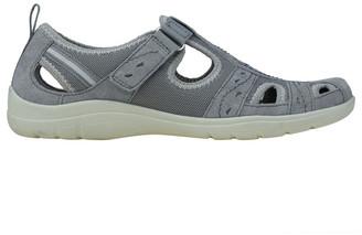 Planet Shoes Energy Grey Flat Shoe