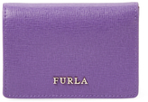 Furla Babylon Small Leather Trifold Wallet