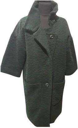 Baum und Pferdgarten Green Coat for Women