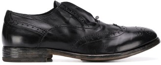 Moma Nizza oxford shoes