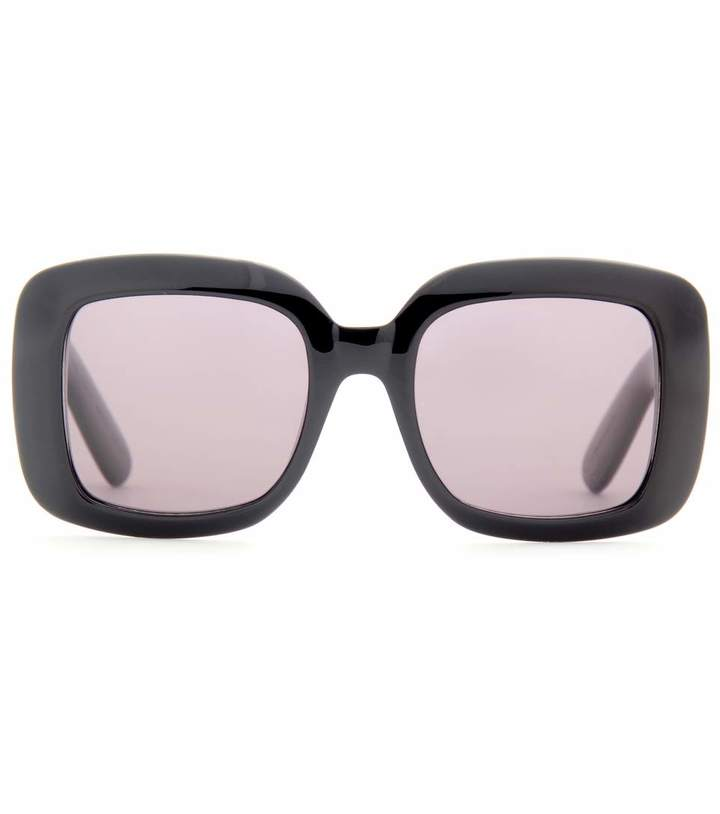 Bottega Veneta 1000 SQUARE SUNGLASSES