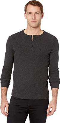 HUGO BOSS BOSS Orange Men's Trixer Henley T-Shirt