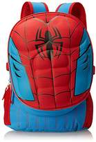Spiderman 3D Molded 16 inch Backpack