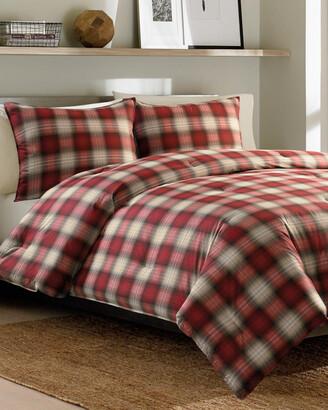 Eddie Bauer Navigation Plaid Comforter Set