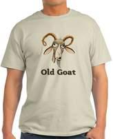 CafePress - Old Goat - 100% Cotton T-Shirt