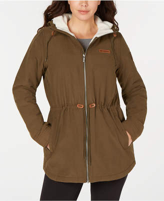 Columbia Women Chatfield Hill Fleece-Lined Jacket