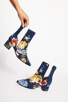 Jeffrey Campbell Sabine Heel Boot by at Free People