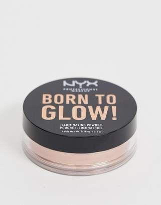 NYX Born To Glow Illuminating Powder - Eternal Glow