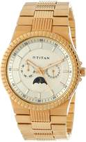 Titan Men's 1532YM02 Regalia Day and Date Function Watch