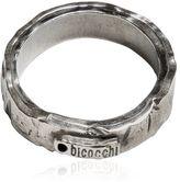 Emanuele Bicocchi Flat Silver Ring