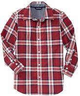 Gap Red plaid shirt
