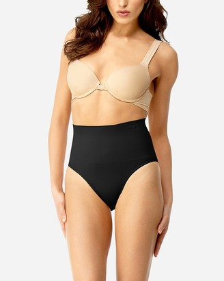 Express Slimme By Memoi High Waisted Brief