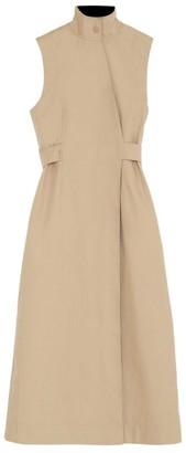 Ganni Cotton Tailored Dress