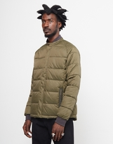 Barbour Hectare Quilted Jacket Green