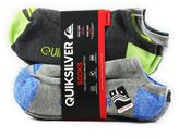 Quiksilver Men's Low Cut Sport Socks, 6 Pack