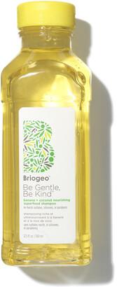 BRIOGEO Be Gentle, Be Kind Banana + Coconut Nourishing Superfood Shampoo