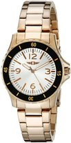 I by Invicta Women's 89051-007 Rose Gold Ion-Plated Stainless Steel Watch