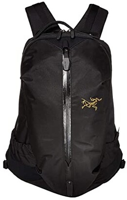 Arc'teryx Arro 16 Backpack (Black) Backpack Bags