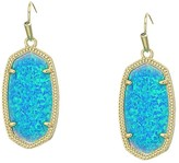 Kendra Scott Dani Earrings (Gold/Turquoise Opal) Earring