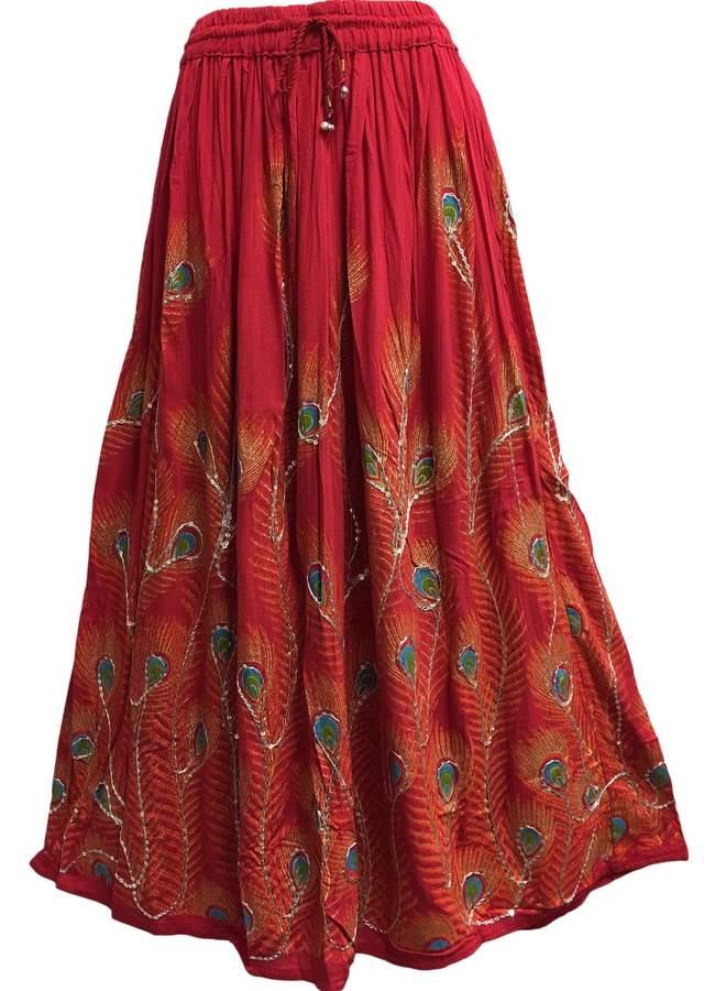 e0e91eaaa Women's Skirts Indian Cotton - ShopStyle Canada