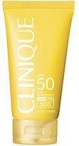 Clinique Sun SPF 50 Body Cream/5 oz.
