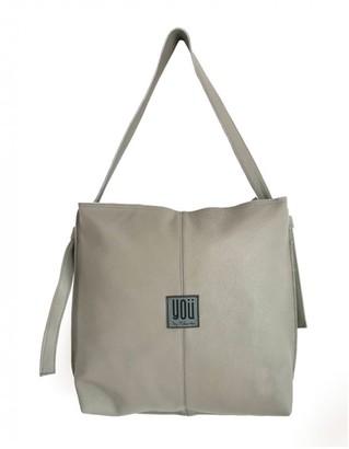 You By Tokarska Leather Handbag Nepal Beige