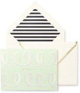 Kate Spade Notecard Set - Icing