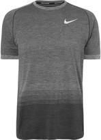 Nike Running - Dry Mélange Dri-fit T-shirt