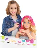 Barbie Deluxe Colour Specialist Styling Head
