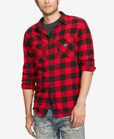 Denim & Supply Ralph Lauren Men's Buffalo Plaid Flannel Long-Sleeve Shirt